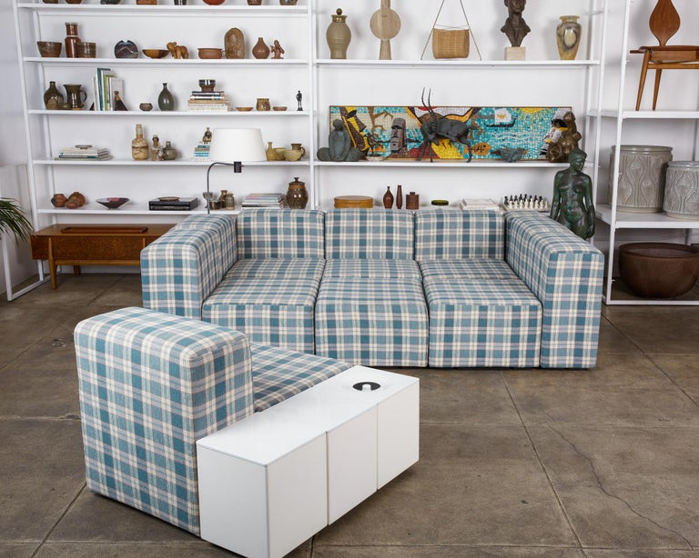 Modular Seating System by Giancarlo Piretti for Castelli For Sale 6