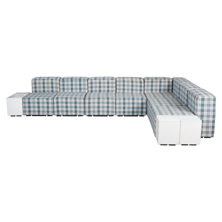 Modular Seating System by Giancarlo Piretti for Castelli For Sale