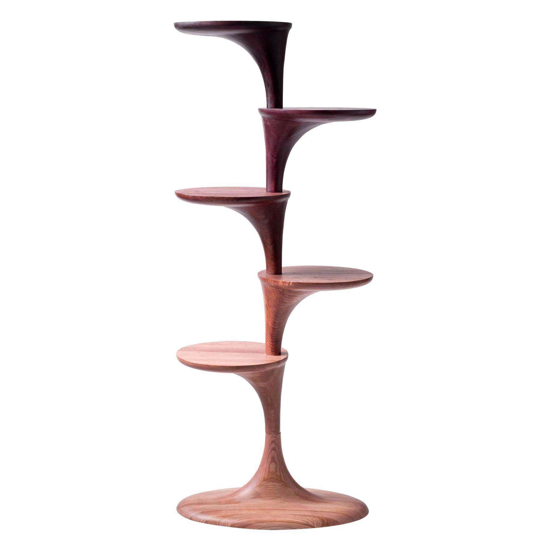 """Modular Shelf"" from the Cursive Collection by Studio Artist Adam Zimmerman."
