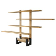 Modular Shelve Unit by Roberto Pamio and Renato Toso for Stilwood, Italy, 1970s