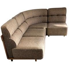 Modular Sofa by Guillerme et Chambron