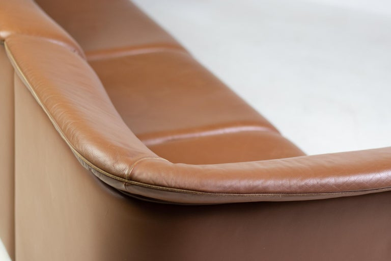 Modular Sofa by Wittmann Moebelwerkstaetten For Sale 2