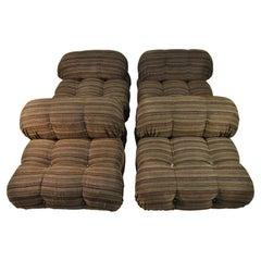 """Modular Sofa """"Camaleonda"""", Design Mario Bellini for B&B, Italy, 1970"""