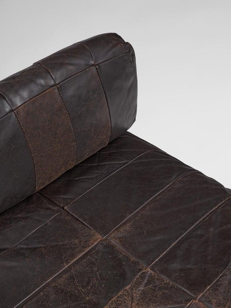Modular Sofa Leather for De Sede For Sale 1
