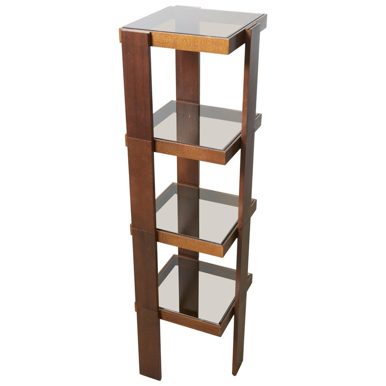 Solid Wood Coffee And End Tables For Sale: Modular Stackable Solid Wood Coffee, Side Tables By