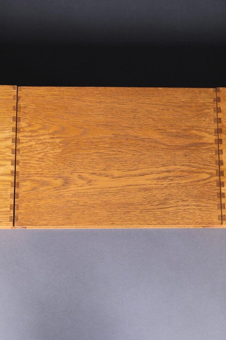 Mid-20th Century Modular Wall System in Teak by Yngve Ekström for Luxus, Sweden, 1950s For Sale