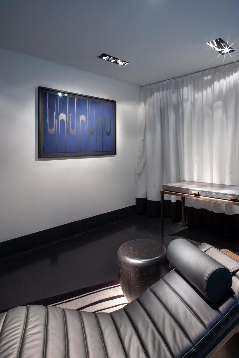 Contemporary Modulation Noire, Screen Print, by Reda Amalou Design, 21st Century For Sale