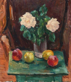 'Peaches, Apples and Roses', Paris, Royal Danish Academy, Charlottenborg Gallery