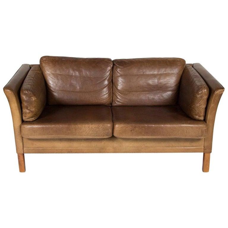 Mogens Hansen 2-Seat Sofa For Sale at 1stdibs