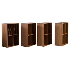 Mogens Koch a Set of Four Bookcases for Rud. Rasmussen