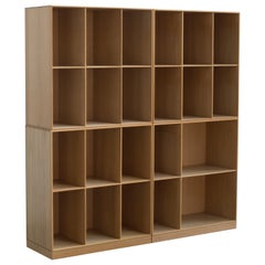 Mogens Koch Bookcases for Rud. Rasmussen
