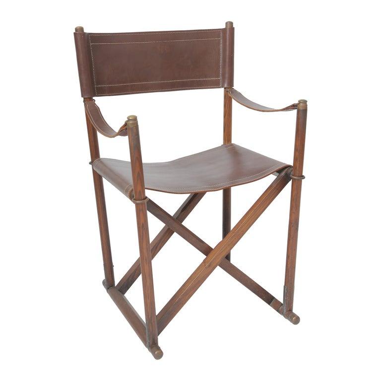 Mogens Koch MK-16 Folding Chair For Sale