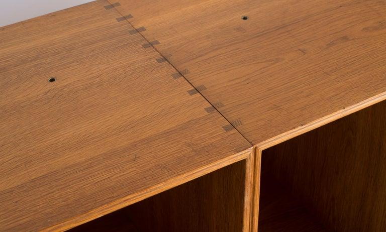 Danish Mogens Koch Set of Three Bookcases for Rud. Rasmussen For Sale