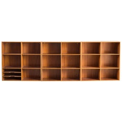 Mogens Koch Set of Three Bookcases for Rud. Rasmussen