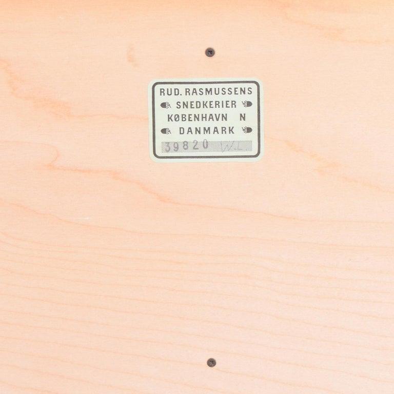 Mogens Koch Six Open Bookcases for Rud Rasmussen For Sale 2