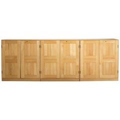 Mogens Koch Three Cabinets for Rud. Rasmussen