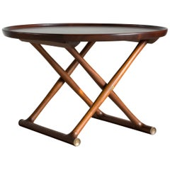 Mogens Lassen Egyptian Table for A. J. Iversen
