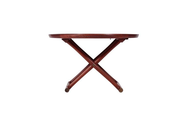 Mid-Century Modern Mogens Lassen 'Egyptian' Table For Sale