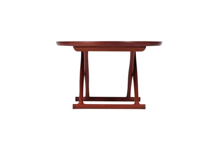 Danish Mogens Lassen 'Egyptian' Table For Sale