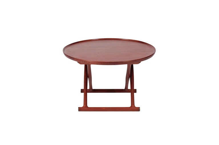 Mogens Lassen 'Egyptian' Table In Good Condition For Sale In Pawtucket, RI