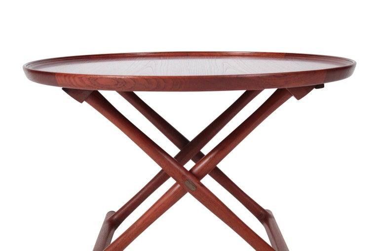Mogens Lassen 'Egyptian' Table For Sale 1