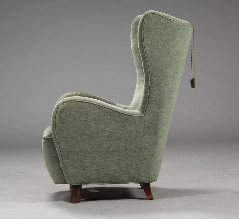 Danish Mogens Lassen Style Armchair For Sale