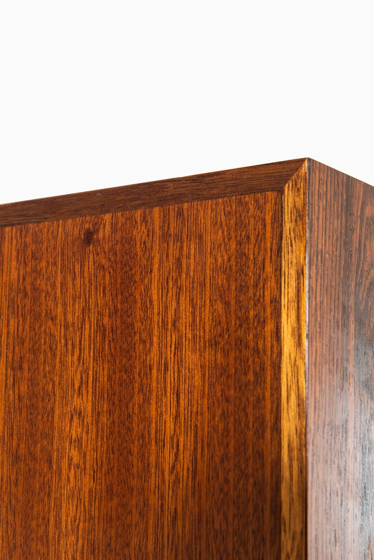 Mogens Lysell Cabinet Produced by Cabinetmaker Mogens Lysell in Denmark For Sale 3