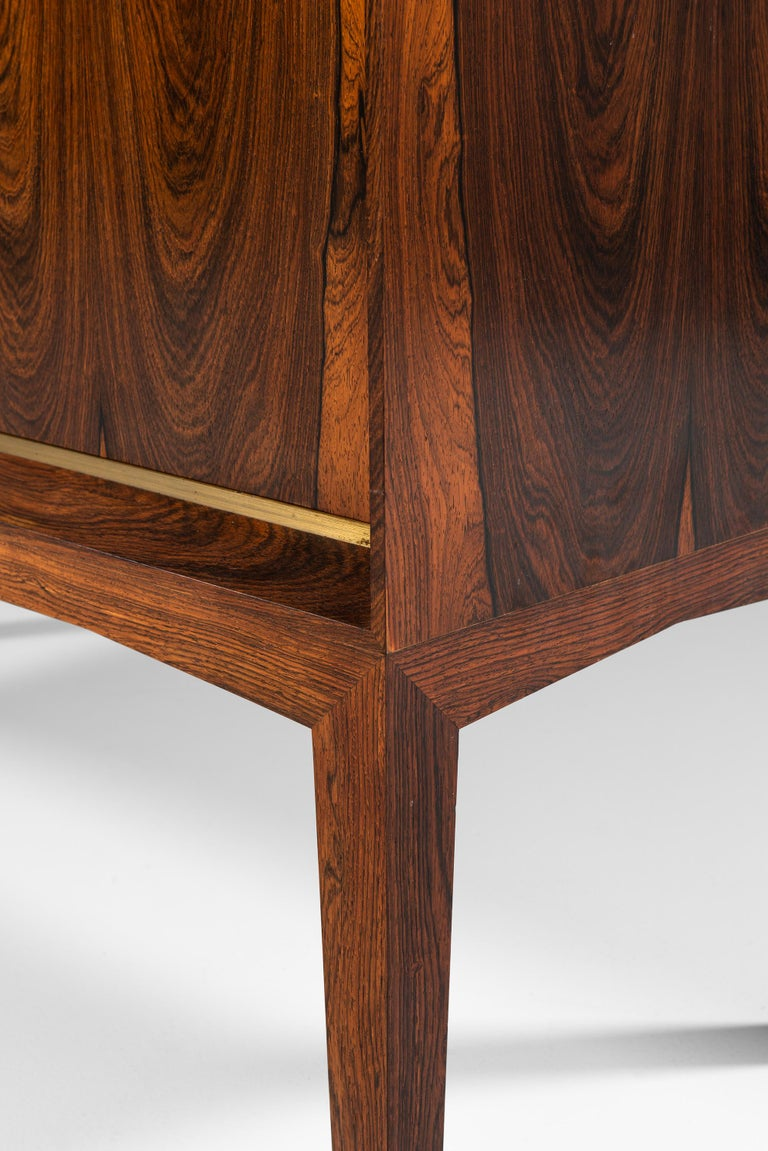 Mogens Lysell Cabinet Produced by Cabinetmaker Mogens Lysell in Denmark For Sale 7