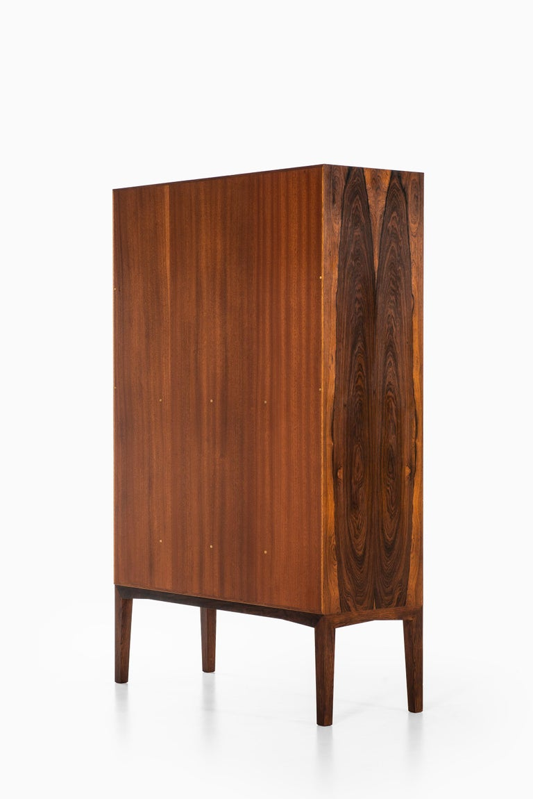 Mogens Lysell Cabinet Produced by Cabinetmaker Mogens Lysell in Denmark For Sale 2