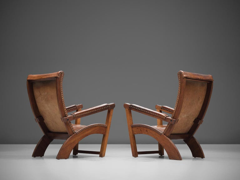 Mogens Voltelen Cabinet Maker Copenhagen Chairs For Sale At 1stdibs