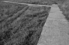 "A Village Path, Black & White Photography by Indian Artist ""In Stock"""