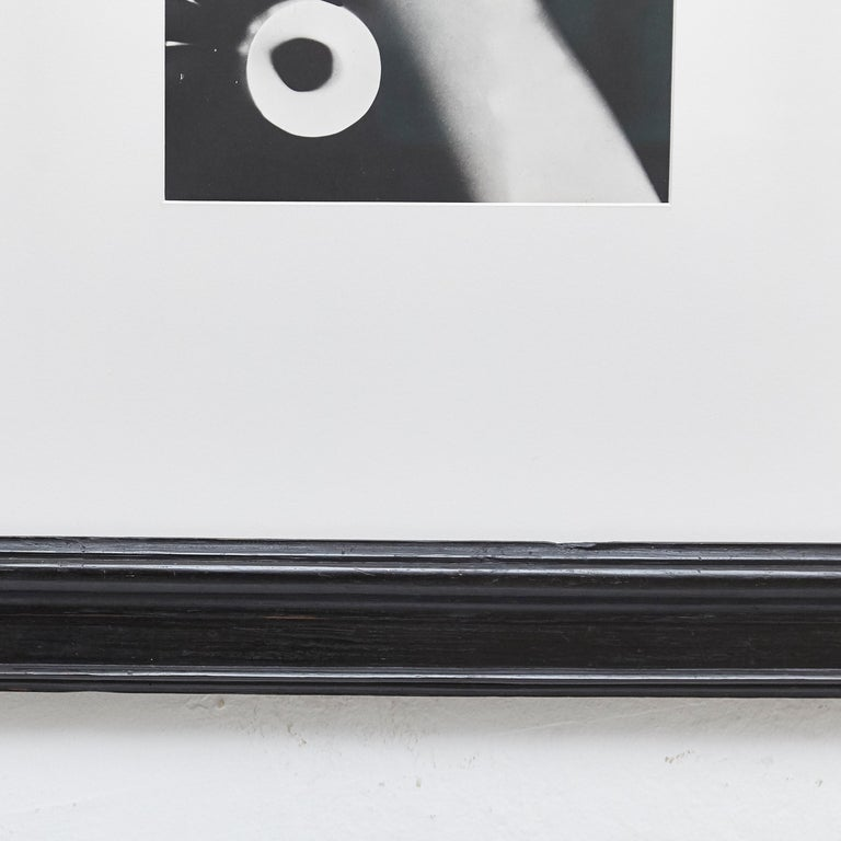 Late 20th Century Moholy-Nagy Black and White Photography For Sale