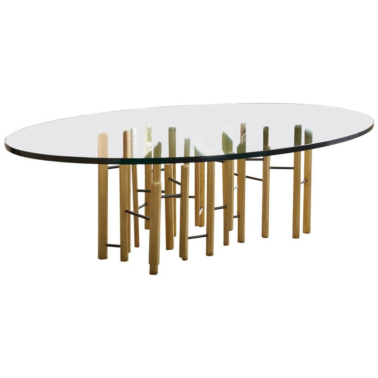 Molecular Cocktail Table For Sale
