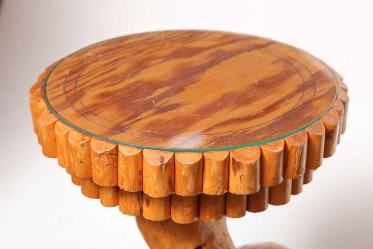 Molesworth Style Burl Root Table For Sale 2