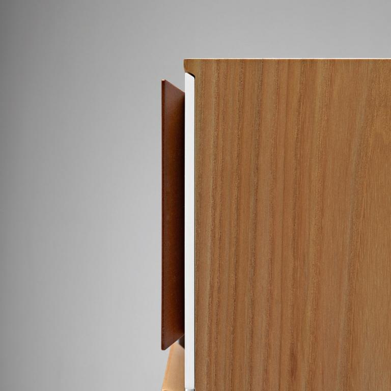 Hand-Crafted Molteni&C D.655.1 Large Chest of Drawers in Italian Walnut by Gio Ponti For Sale