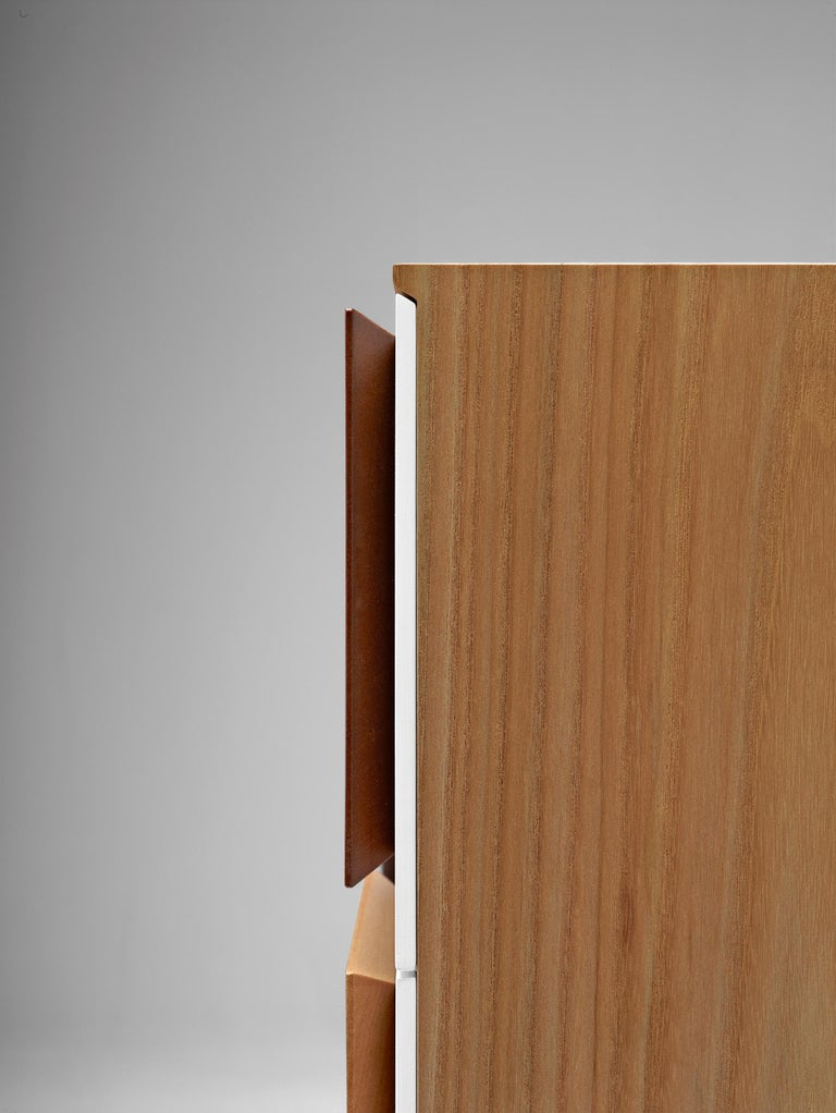 Modern Molteni&C D.655.2 Small Chest of Drawers in Italian Walnut by Gio Ponti For Sale