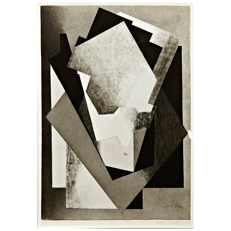 Moma Photography of Jacques Villon Composition by Soichi Sunami, circa 1950 For Sale 5