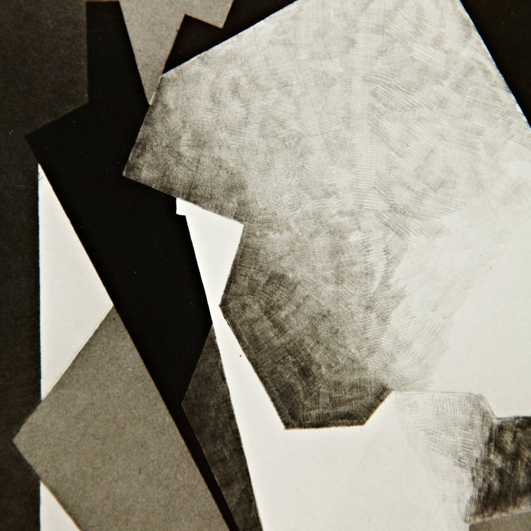 Moma Photography of Jacques Villon Composition by Soichi Sunami, circa 1950 For Sale 6