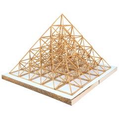 Momcilo Milovanovic '1921-2013' Pyramid Project, circa 1960