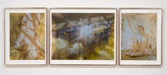 Mona Kuhn, Acido Dorado: Illusions, 2014. Photograph on metallic paper.
