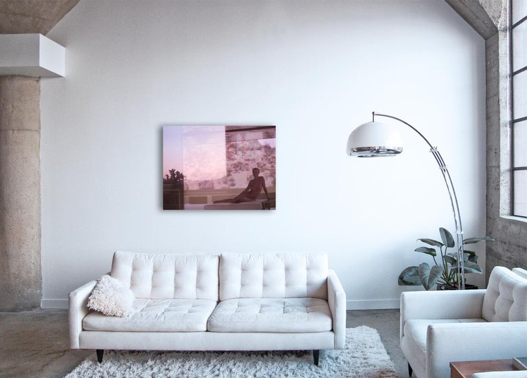 She Disappeared into Complete Silence (AD6075) - abstract figurative photograph - Photograph by Mona Kuhn