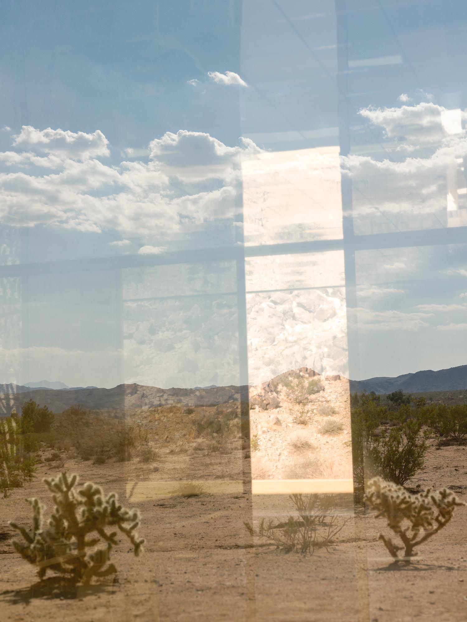 She Disappeared into Complete Silence (AD6301) - large scale abstract photograph