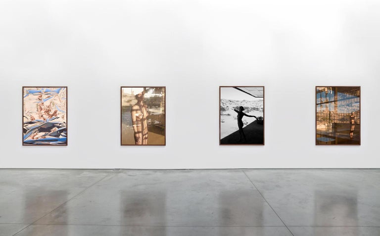 She Disappeared into Complete Silence (AD7394) - large scale abstract photograph - Photograph by Mona Kuhn