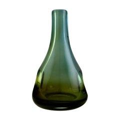 """Mona Morales for Kosta Boda, """"Ventana"""" Vase in Mouth-Blown Art Glass"""