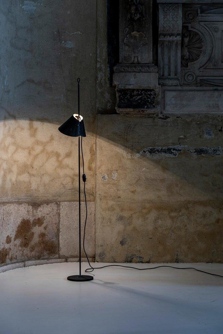 Italian Monachella Floor Lamp by Luigi Caccia Dominioni For Sale