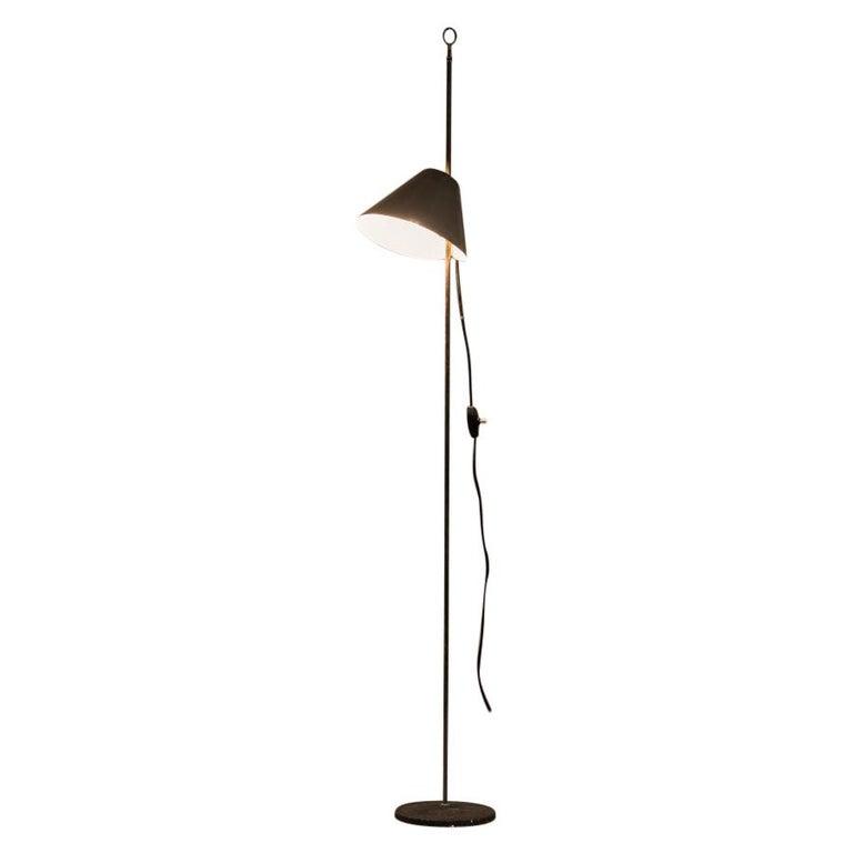 Monachella Floor Lamp by Luigi Caccia Dominioni For Sale