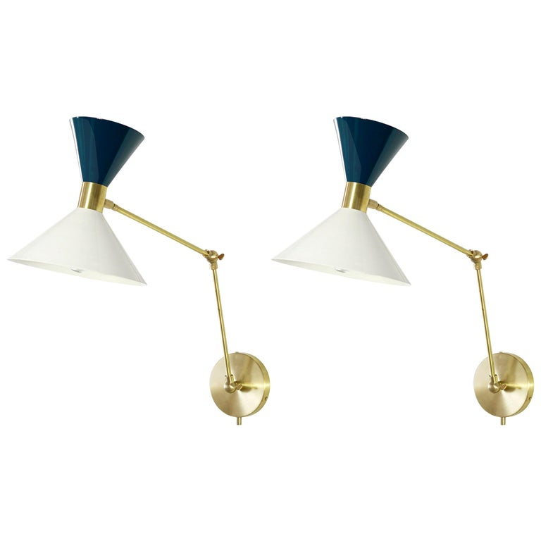 """""""Monarch"""" Wall Sconces For Sale"""
