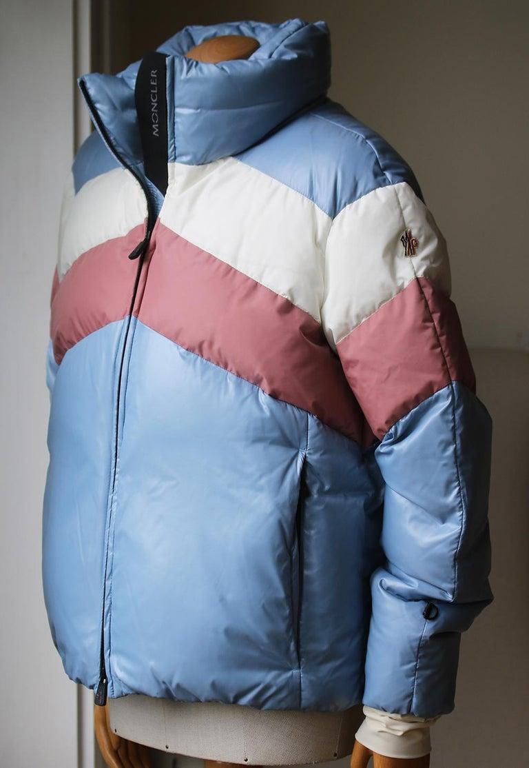 71194d52c Moncler Grenoble Lamar Colour-Black Quilted Down Jacket