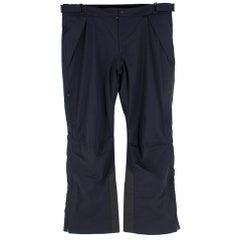 Moncler Grenoble Navy Ski Trousers XXL