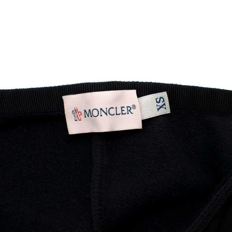 Women's Moncler Ribbed Skinny Trousers	 XS